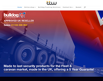 Bulldog Security Product Range