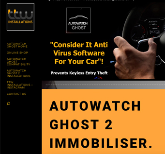 Autowatch Ghost - TTW